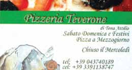 Pizzeria Teverone